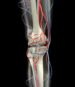 inyección rodilla